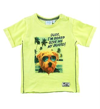 Feetje T-shirts Lime