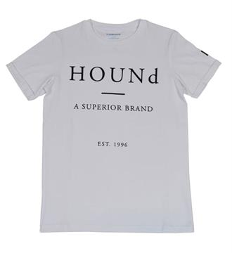 Hound T-shirts Wit