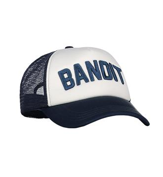 Nik and Nik Petten Bandit Cap Navy
