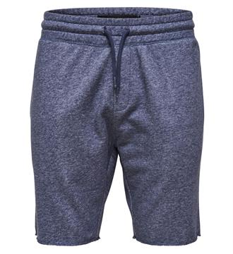 Only and Sons Shorts Blauw melee