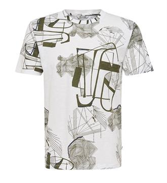 Only and Sons T-shirts Wit dessin