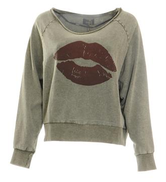 Only Sweaters Groen