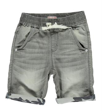Retour Shorts Grey denim