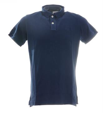 Superdry Polo's Navy