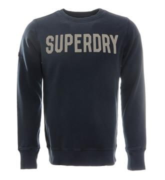 Superdry Sweaters Navy