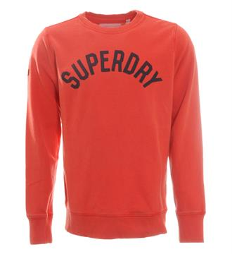 Superdry Sweaters Rood