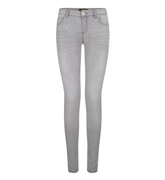 Supertrash Skinny jeans Black denim