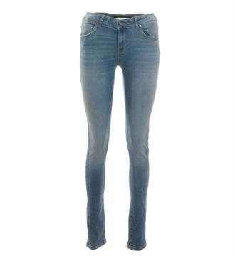 Supertrash Skinny jeans Blue denim