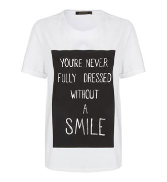 Supertrash T-shirts Wit