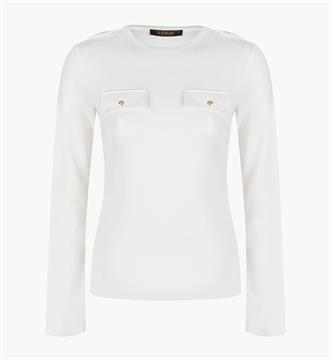 Supertrash Tops Off white
