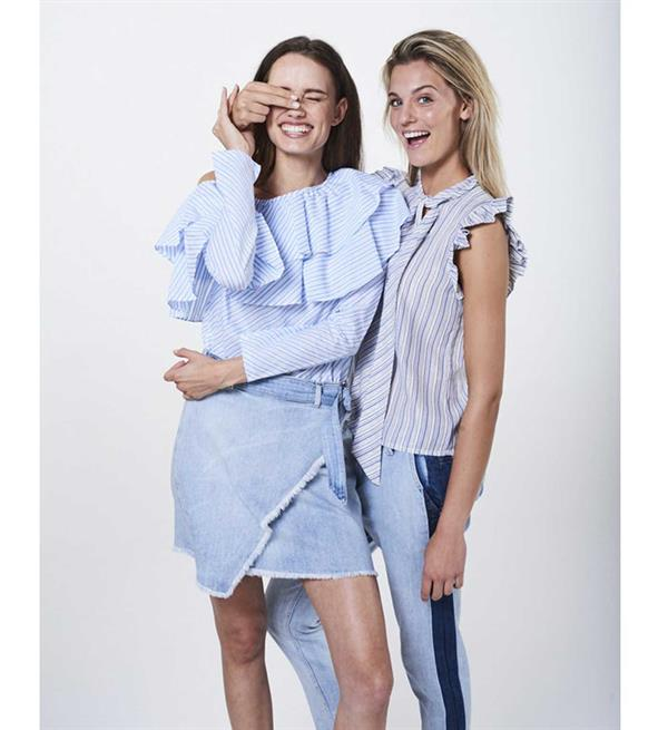 aaiko-korte-rokken-blanca-co-701-blue-denim