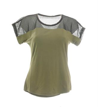 Aaiko T-shirts Tomey ten 202 Army