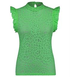 Aaiko Tops Floria lace co 520 Groen