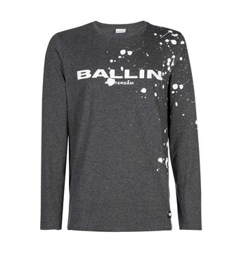 Ballin T-shirts 17040103 Antraciet