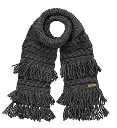 Barts Wintersjaals 3724 lux scarf Antraciet