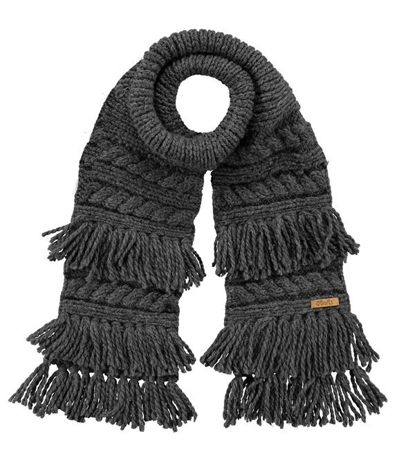 barts-wintersjaals-3724-lux-scarf-antraciet