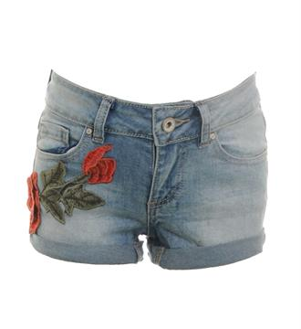 Be a Diva Denim shorts Axelle Blue denim