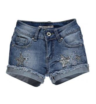 Be a Diva Denim shorts Charly Blue denim