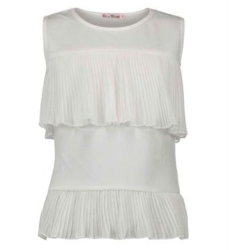 Be a Diva Tops Off white