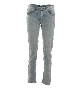 Bianco Baggy jeans 1115551 Blue denim