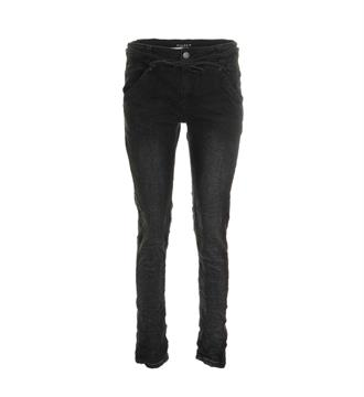 Bianco Baggy jeans 1117161 texas Black denim