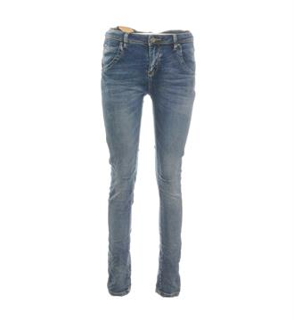 Bianco Baggy jeans 1217177bl-c hai Blue denim