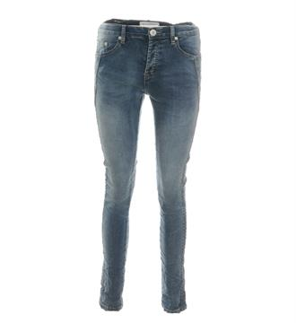 Bianco Baggy jeans 1217314 Blue denim
