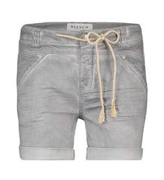 Bianco Korte broeken 1114548 Grey denim