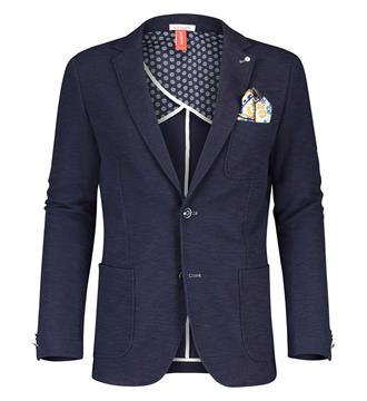 Blue Industry Blazers Jbis18-m8 Navy