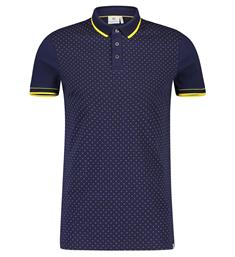 Blue Industry Polo's Kbis19-m31 Navy
