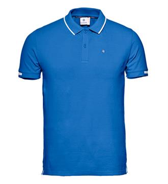Blue Industry Polo's Kobalt