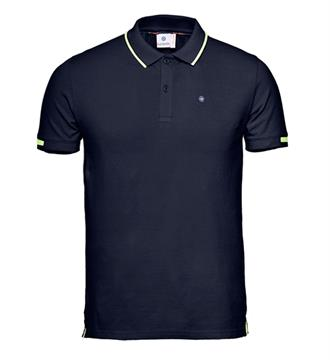 Blue Industry Polo's Navy