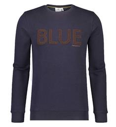 Blue Industry Sweatshirts Kbiw18-m34 Navy