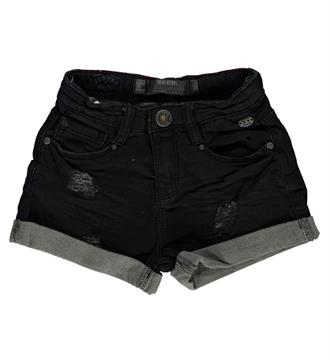 Blue Rebel Denim shorts 7142034 girls s Zwart