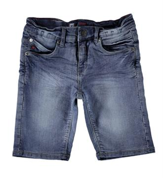 Blue Rebel Korte broeken 7132016 rebar Blue denim