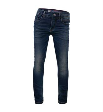 Blue Rebel Skinny jeans 7232011 minor Blue denim