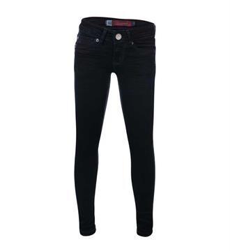 Blue Rebel Skinny jeans 7242032 pyriet Blue denim
