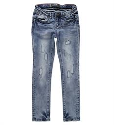 Blue Rebel Slim jeans 7142035 girls p Blue denim