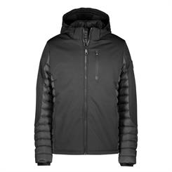 Cars men Winterjassen 4843001 cuiness poly black