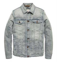 Cast Iron Denim jackets Cdj181500 Grey denim