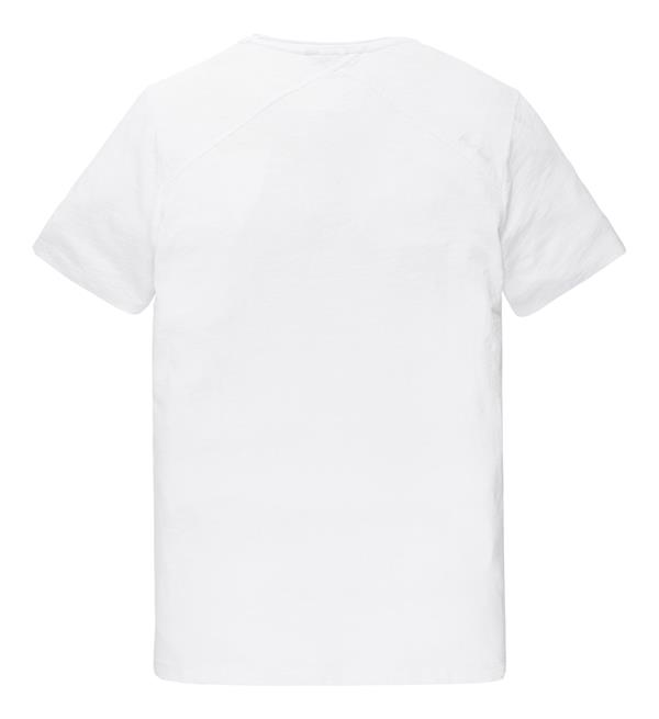 cast-iron-korte-mouw-t-shirts-ctss192300-wit