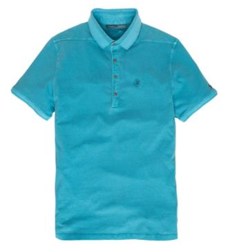 Cast Iron Polo's Aqua