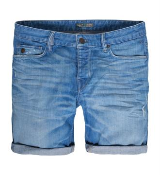 Cast Iron Shorts Blue denim