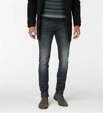 Cast Iron Slim jeans Ctr390-bbu Blue denim