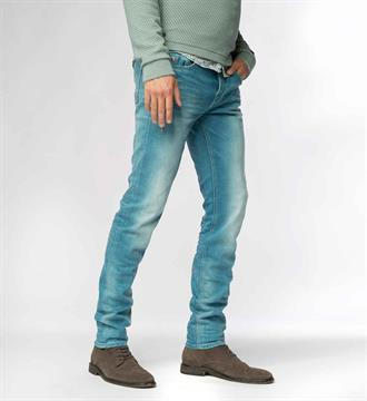 Cast Iron Slim jeans Riser slim sea green comfort Blue denim