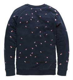 Cast Iron Sweatshirts Csw191004 Navy