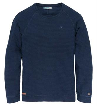 Cast Iron T-shirts Cts175306 Blauw