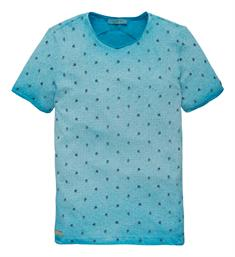 Cast Iron T-shirts Ctss183323 Aqua