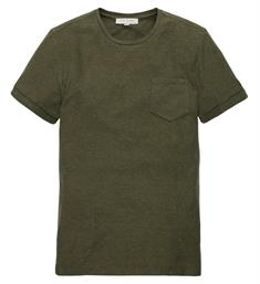 Cast Iron T-shirts Ctss185320 Army