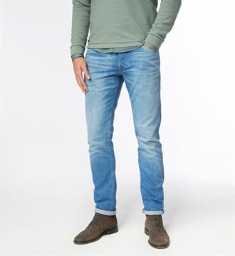 Cast Iron Tapered jeans Bright Sun Cope Jeans Blue denim